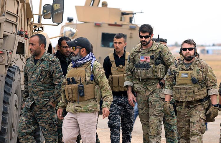 ABD Suriye'de gözlem noktaları kurduğunu açıkladı!