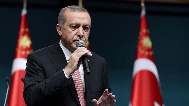 Erdoğan: Birkaç gün içinde Fırat'ın doğusuna yönelik harekata başlıyoruz!