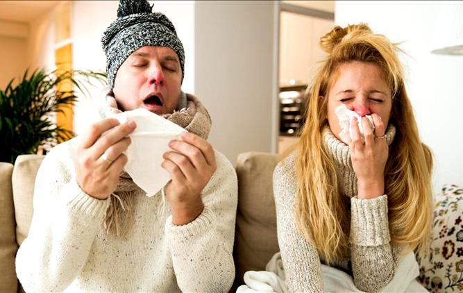 """""""Grip soğuktan değil virüsten bulaşır"""""""