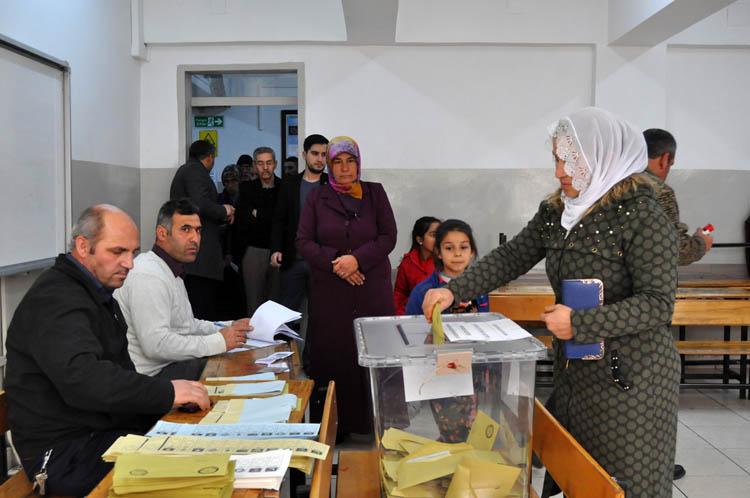 Gaziantep'te Seçim Gündemi