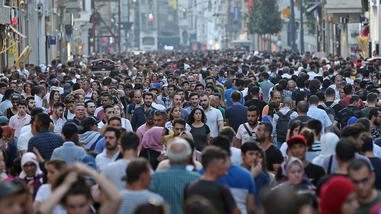 Kadın nüfusu yüzde kaç oldu?
