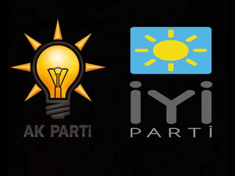 Ak Parti ve İYİ Partili 7 üye istifa etti