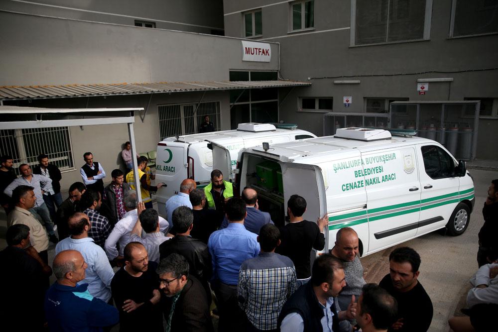 1 Mayıs kutlamasına giden araç devrildi: 5 işçi öldü, 13 yaralı