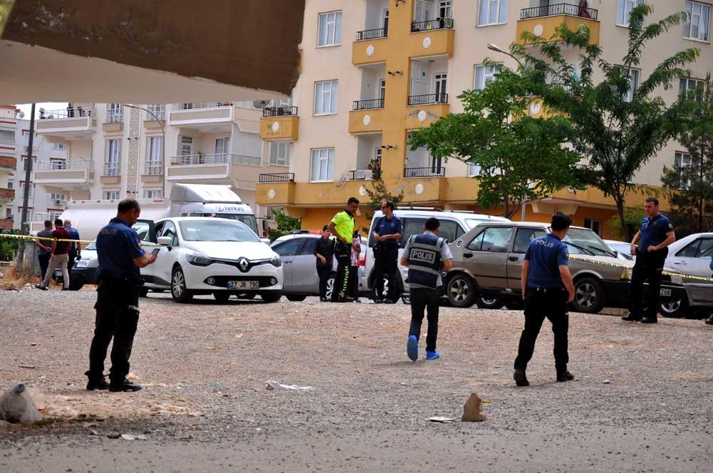 Kayınbiraderlerini vurdu: 1 ölü, 1 yaralı