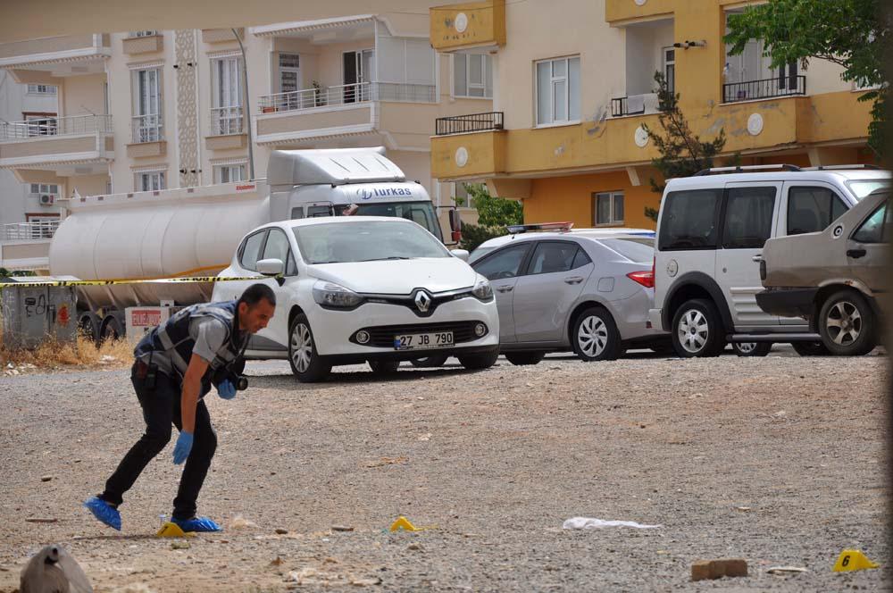 Silahlı kavga: polis tutuklandı