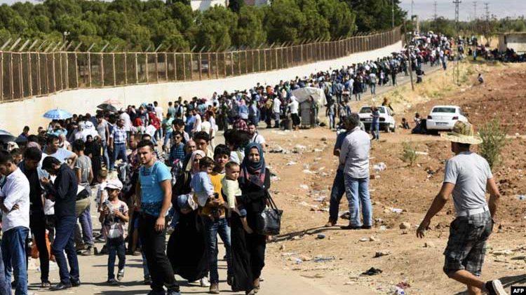 'Türkiye Sınırındaki Durum Kaygı Veriyor'