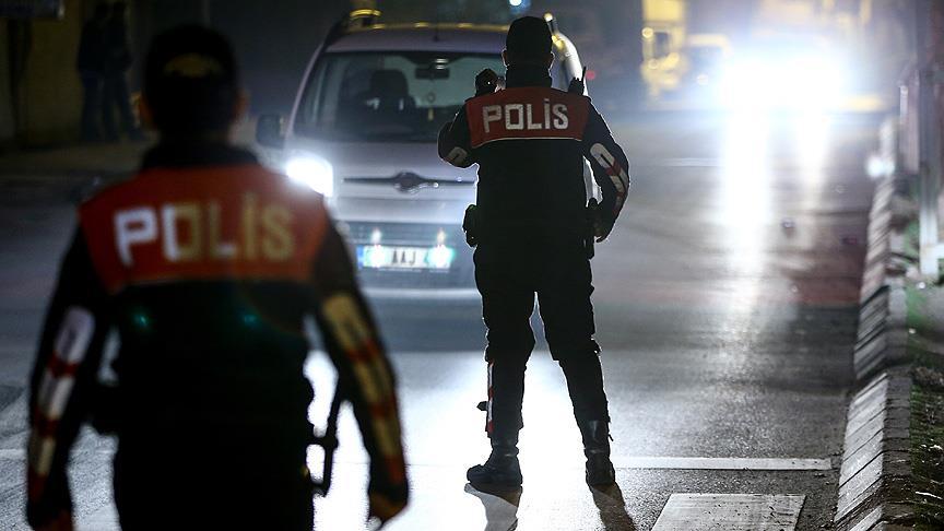 300 polisle eş zamanlı düğmeye basıldı