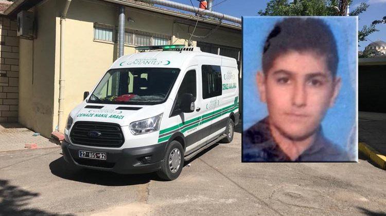 16 yaşındaki genç silahlı kavgada öldü