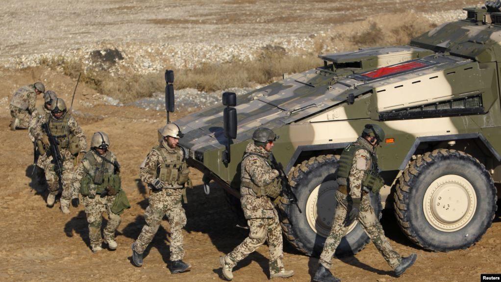 Suriye'de Alman Askeri mi Olacak?