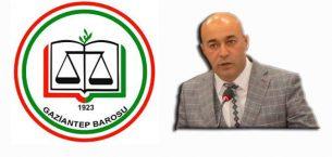 "Gaziantep Barosu: ""Bu oyunda figüran olmayacağız!"""