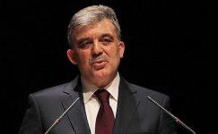 Abdullah Gül'den Kayyum Tepkisi