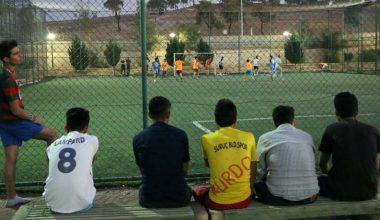 'Bağımlı Olma Özgür Ol' Futbol Turnuvasında Final