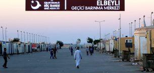 Mülteci Kampında Bayram Sabahı