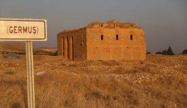 Ermenilere Ait Kilise Kaderine Terk Edilmiş