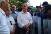 HDP'lilerin Oturma Eylemine Valilik Engeli