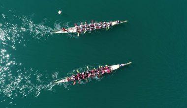 Rumkale'de Su Sporları Heyecanı
