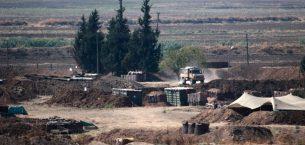 Sınırda Operasyon Hazırlıkları Sürüyor