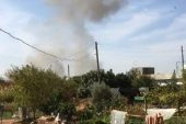 Mardin'e Havan Mermisi Düştü Ölü ve Yaralılar Var