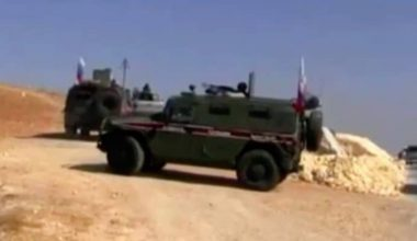 Rusya: Yaklaşık 300 Rus askeri inzibatı Suriye'ye ulaştı