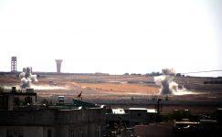 Tel Abyad'ta Şiddetli Çatışmalar, Takviye ÖSO Güçleri Sevk Edildi