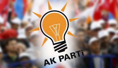 Bir AKP'li İsim Daha İstifa Etti