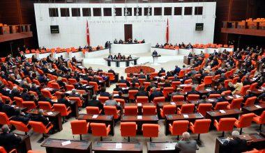 Gençlerin yaşadıkları Meclis'e taşındı
