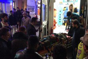 Zırhlı Araç Devrildi: 7 yaralı