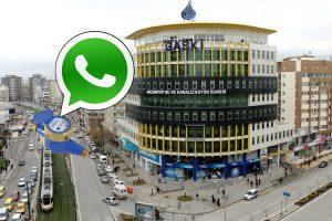 WhatsApp ile Sayaç Okuma Dönemi Başladı
