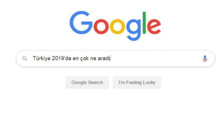 Türkiye, 2019'da Google'da en çok neleri ve kimleri aradı?