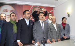 Gürsel: Aslolan Türkiye Cumhuriyeti ve CHP'dir