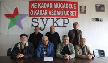 SYKP: Asgari ücret tümüyle vergi dışı bırakılmalıdır