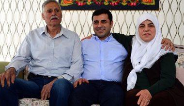 Demirtaş'ın Ailesi Trafik Kazası Geçirdi!