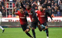 Gaziantep FK, Kayserispor'u 3-0 mağlup etti