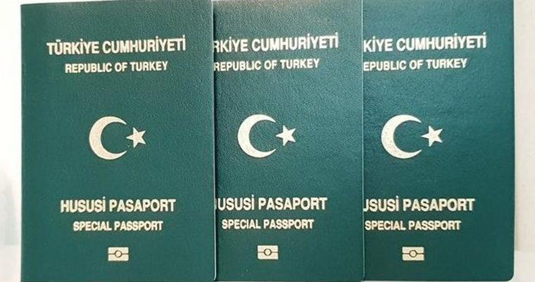 """Avukatlara """"Yeşil Pasaport"""" düzenlemesi"""