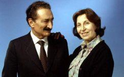 Eski Başbakanın Eşi Hayatını Kaybetti
