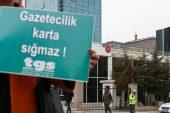 Gazetecilerin Basın Kartı Eylemi