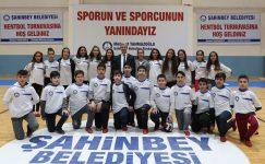 Sporla Dolu Yarıyıl Tatili