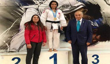Şahinbey'den Türkiye Şampiyonluğuna