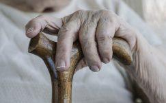 Türkiye'de Yaşlı Nüfusunda Artış Gözlendi
