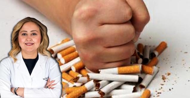 'Bronşitte Yapılacak İlk İş Sigarayı Bırakmak'