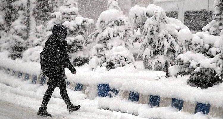 Kar Yağışı Nedeniyle Okullar Tatil
