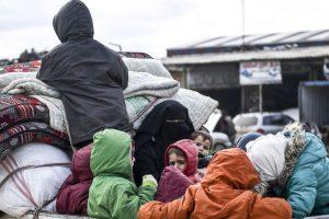 İdlib'de İnsani Kriz Giderek Kötüleşiyor