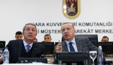 Türkiye Suriye'den Çekilecek Mi?