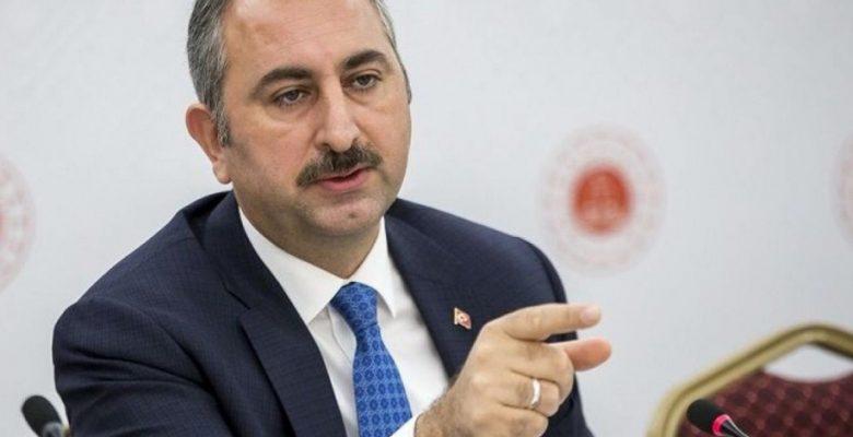Adalet Bakanı Gül: Halk sağlığını tehdit etmek suçtur