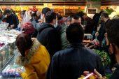 Yasak Sonrası Vatandaşlar Marketlere Akın Etti