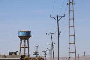 40 Mahalleye 11 Gündür Su ve Elektrik Verilmiyor