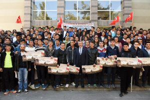 Tahmazoğlu: 'Gençlik Milletin Gücü ve Yarınıdır'