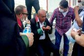 Ankara'ya Yürüyen Baro Başkanlarına Polis Müdahalesi