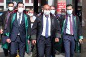Baro Başkanı Şarklı 'Adalet' İçin Ankara'ya Yürüyor