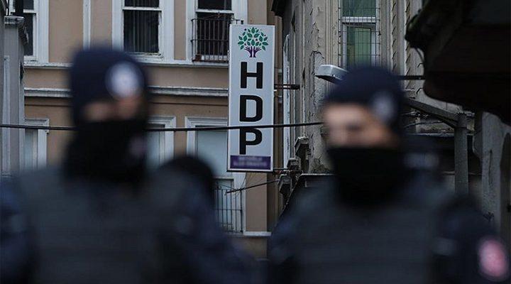Eski HDP'li Başkanların da Bulunduğu 42 Gözaltı